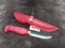 Kids first knife red