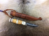 Willow grouse knife - 23RIE