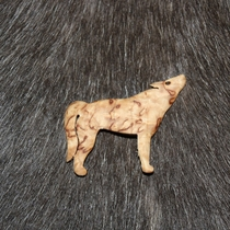 Wolf, standing - 2111A